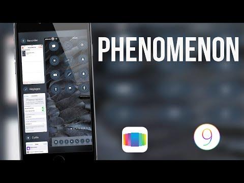 phenomenon-tweak