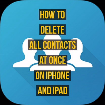 delete contacts