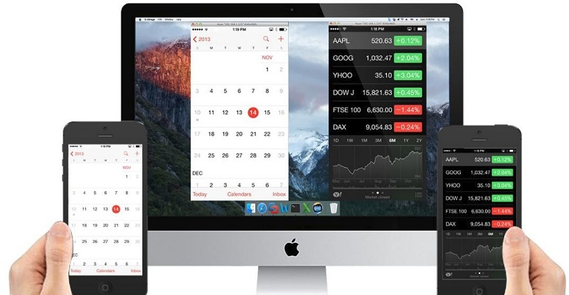 remotely control and iPhone from PC