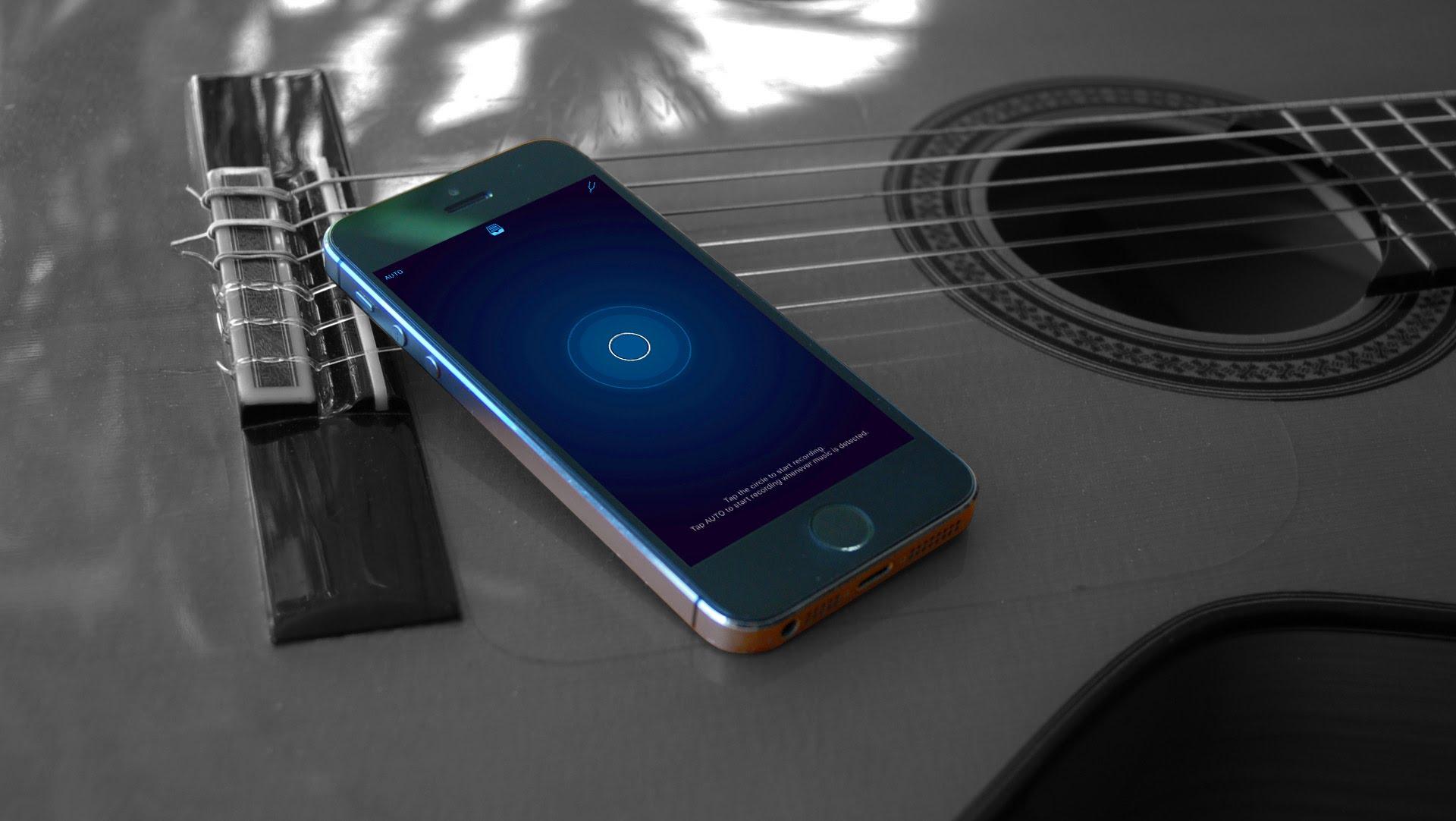 Music Memos voice recording ios
