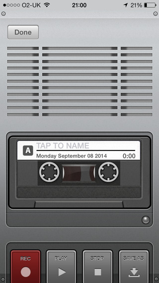 Voice Recorder by Tap Media