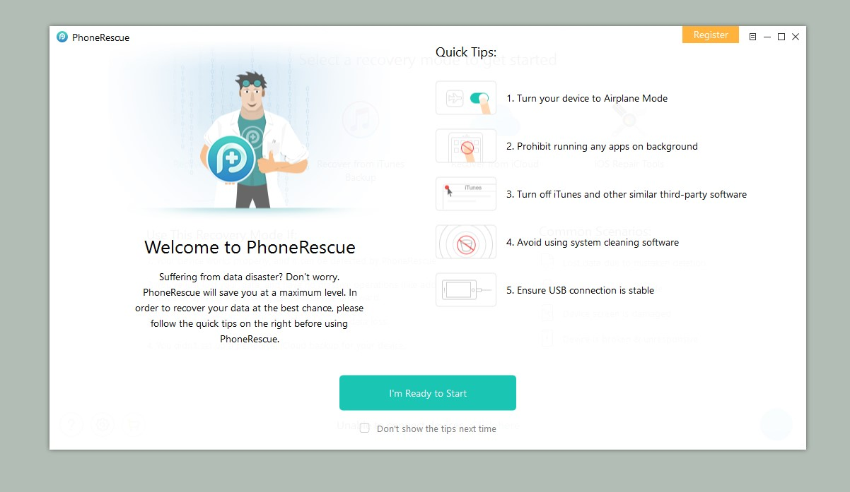 imobile phone rescue reviews