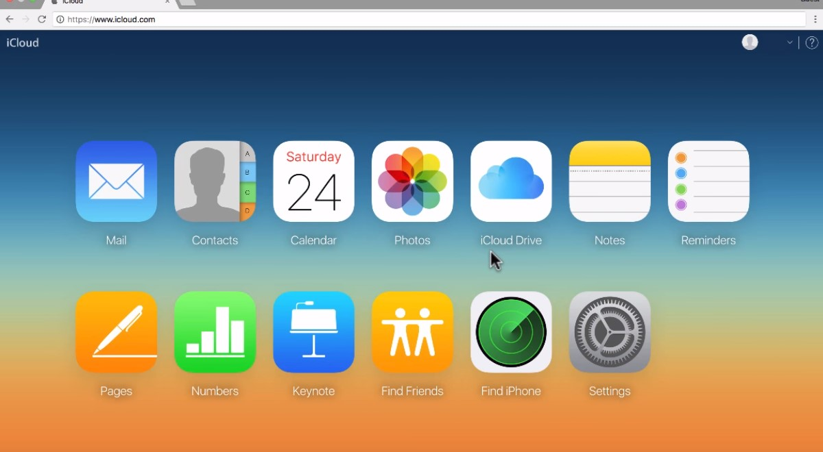 iCloud Data Recovery for iOS