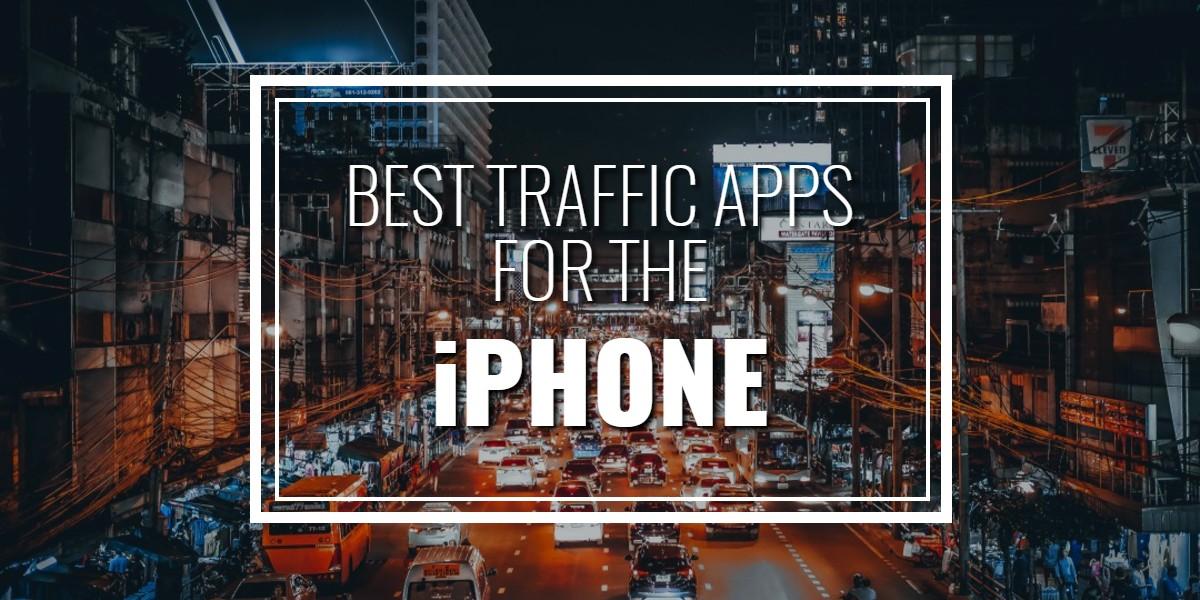 ios traffic apps
