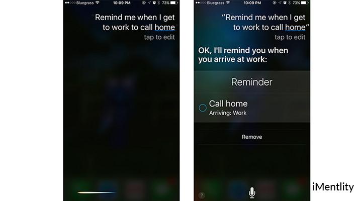 Siri Reminders fails fix