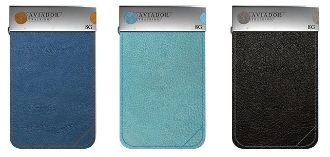 Aviador Wallet Has Built-In Tracker, 8GB Flash, NFC & More ...