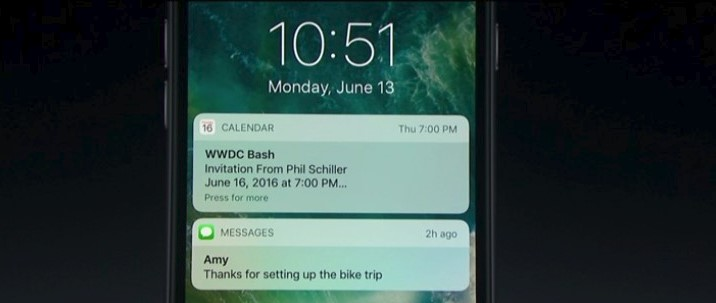 hide iMessage alerts