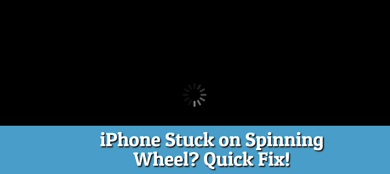 Spinning Wheel Iphone