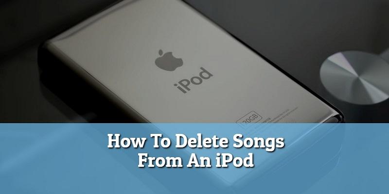 ipod remove songs