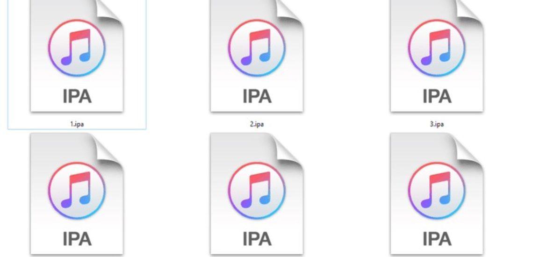ipa file