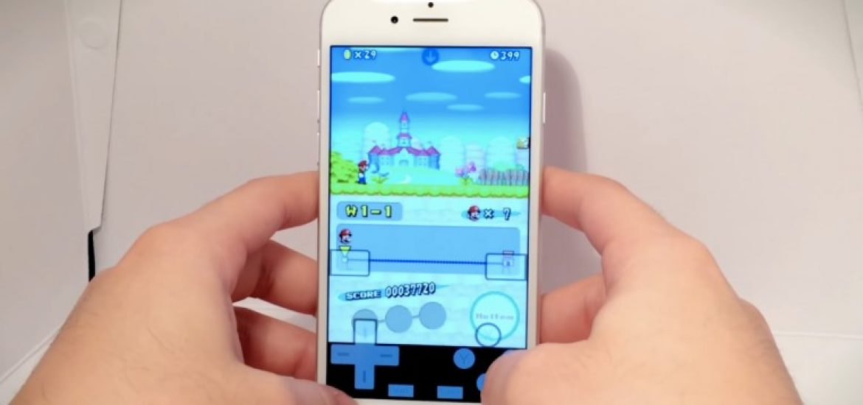 Nintendo DS emulator for ios and mac