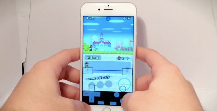 Nintendo DS emulator for ios and mac