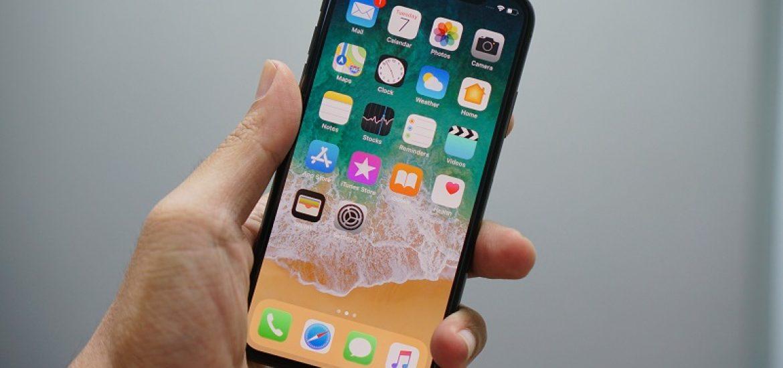 iPhone apps flickering